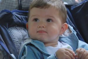 Bambino in età pediatrica