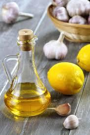 Olio di oliva e aglio per prevenire l'otite